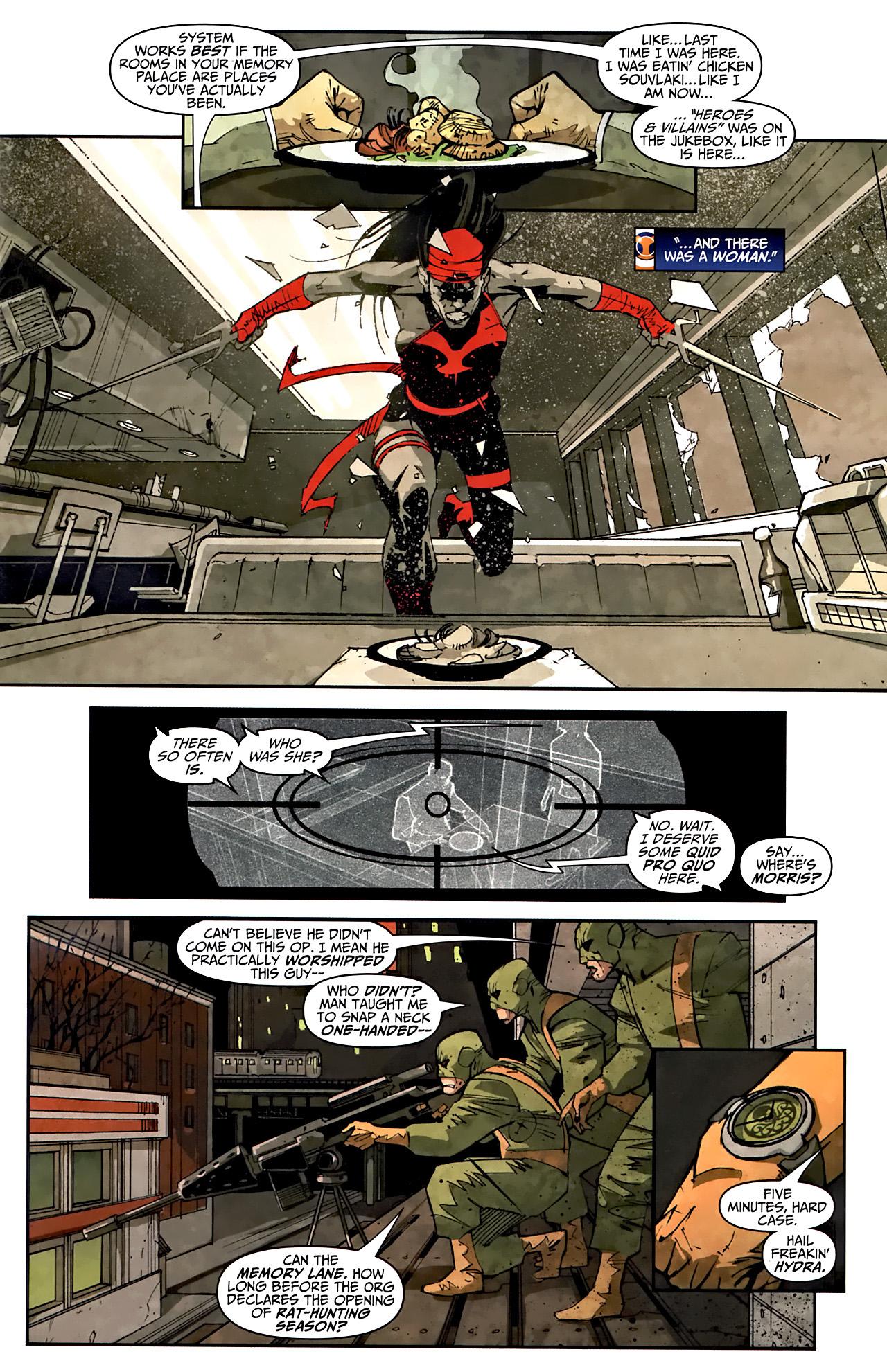 Read online Taskmaster (2010) comic -  Issue #1 - 4