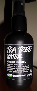 tea tree water de lush