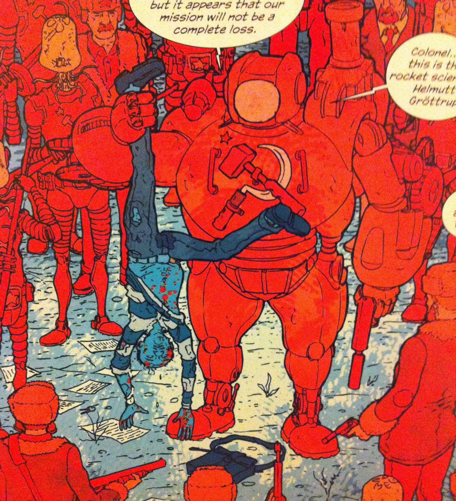 Review: The Manhattan Projects Volume 2