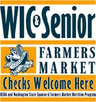 We accept WIC and Senior checks at our market.