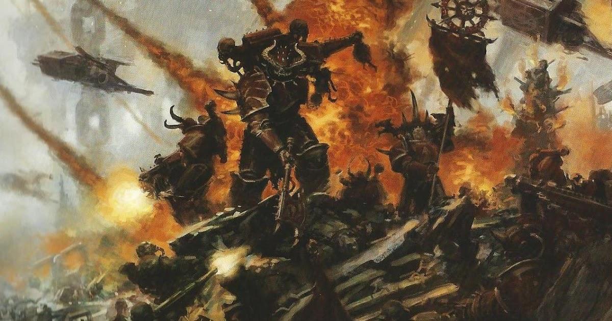 chaos space marines codex pdf 6th edition