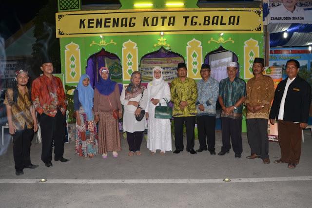 KanKemenag Kota Tanjungbalai Turut Serta Meriahkan MTQ Ke 47 Tingkat Kota Tanjungbalai