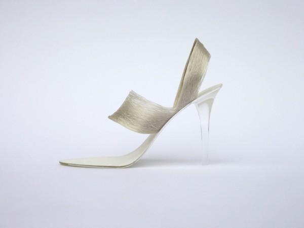Lei Zu silk thread shoes