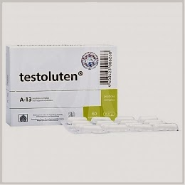 Пептидный биорегулятор Тестолутен