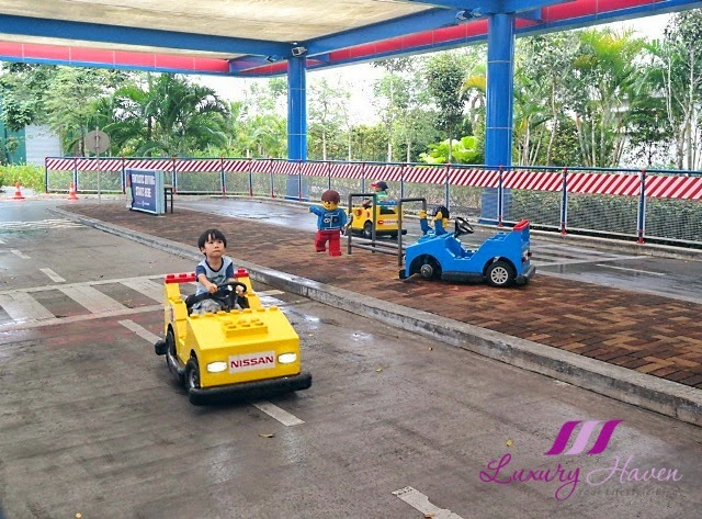 legoland resort theme park lego city driving school