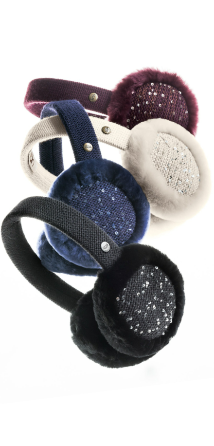 Ugg Australia Lyra Headphone Sequin earmuffs