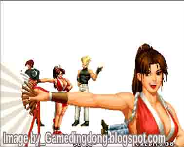 King Of Fighter 96
