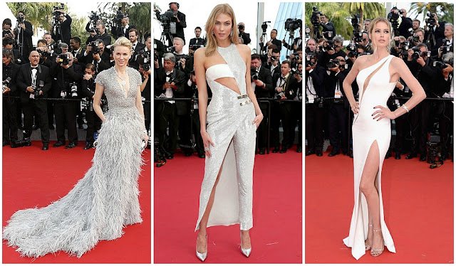 Cannes Film Festival 2015: Naomi Watts, Karlie Kloss, Doutzen Kroes