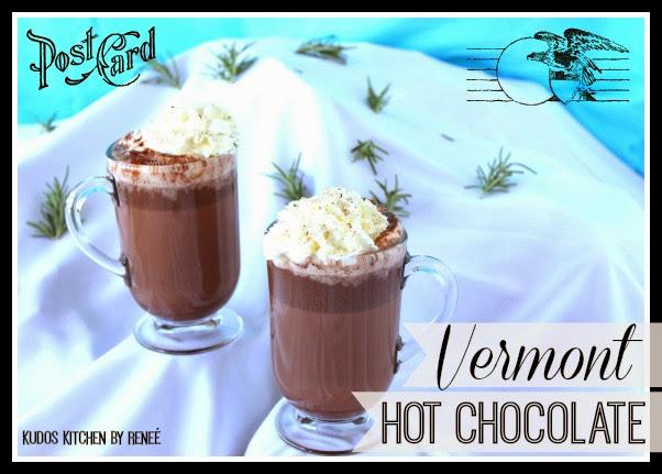Vermont Hot Chocolate Recipe