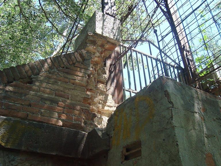 La Piedra de la Entrada en el aire