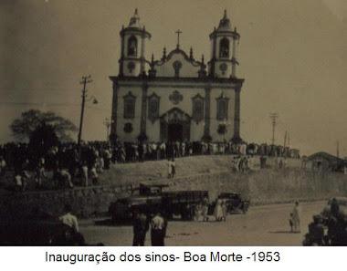 IGREJA DA BOA MORTE EM 1953