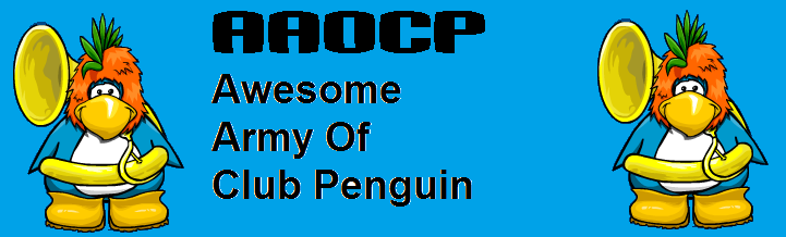 Awesome army of Club Penguin- AAOCP