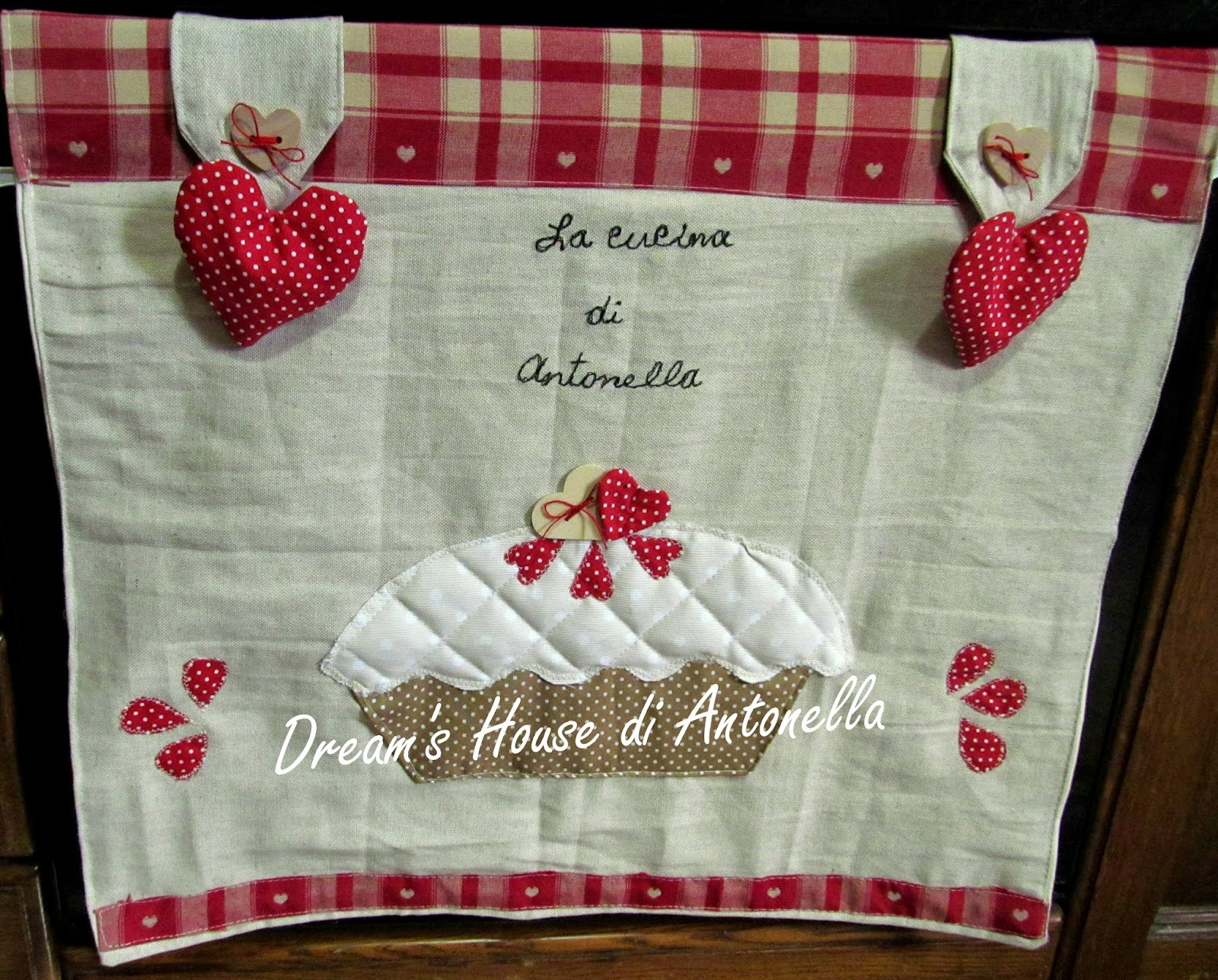 Dream 39 s house di antonella pannelli copri forno for Tutorial coprifornelli