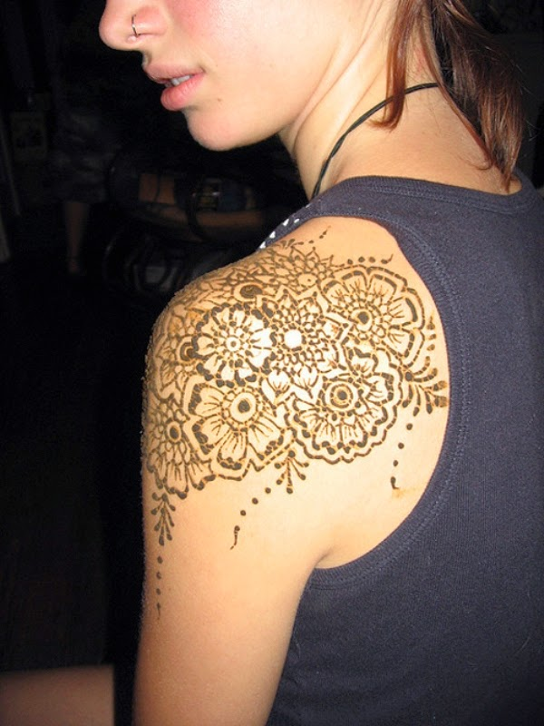 Flower Mehndi Designs  Indian Mehndi Designs 2014 For