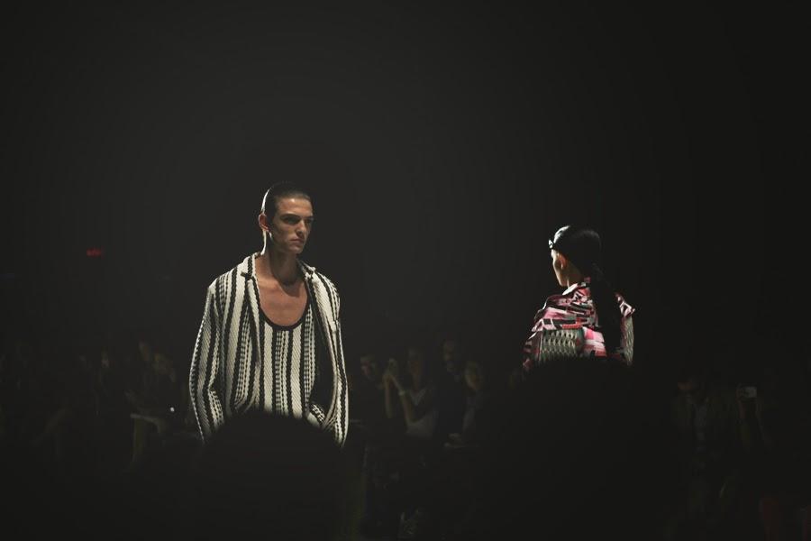 custo barcelona new york fashion week runway show myberlinfashion