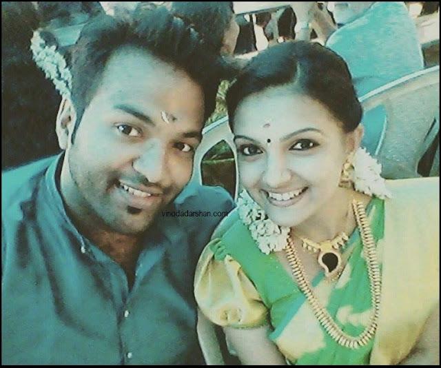 Actress Saranya Mohan to Marry Aravind Krishnan