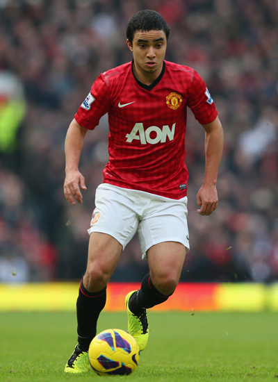 Rafael da Silva Defender Full back Manchester United