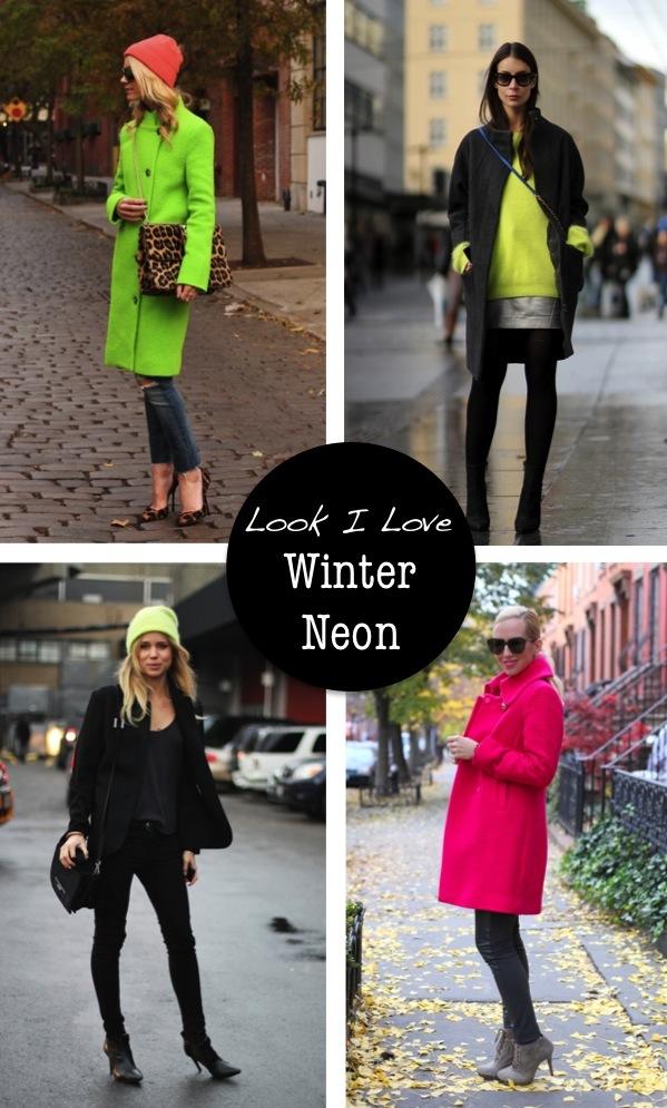 winter neon