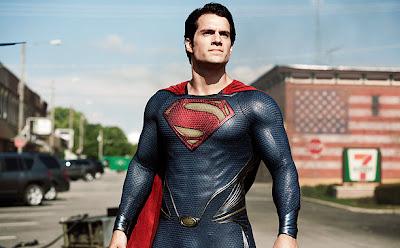Filem Superman Carta Pecah Panggung