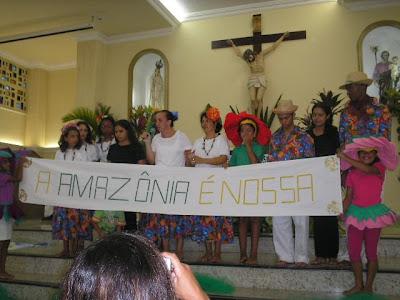 CF sobre Amazônia