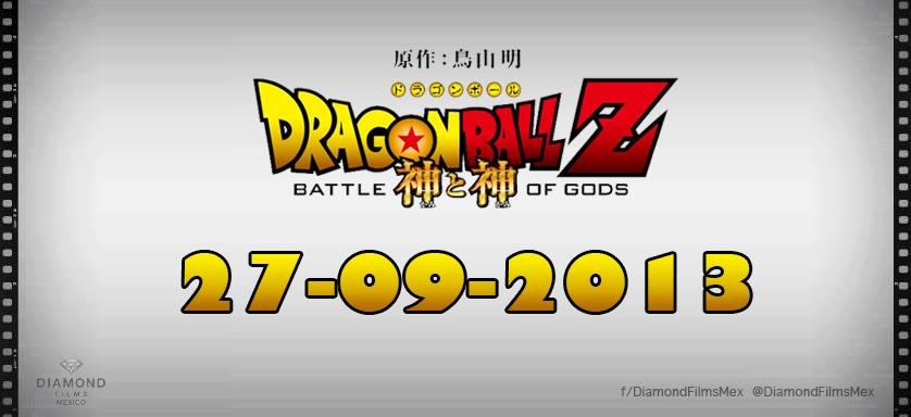 !Dragon Ball Z: Battle of Gods llegara oficialmente a America Latina! Fecha+confirmada