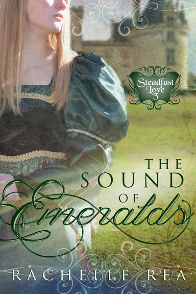 Cover reveal for The Sound of Emeralds