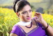 Hari priya photo shoot among yellow folwers-thumbnail-11