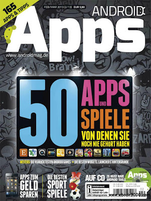 Android Apps Februar-Marz 2013 (Austria)