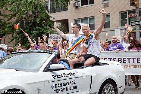 Dan+Savage+and+Gay+Partner Located in the south neighborhood of Salem, Oregon, Southern Hills Assisted ...