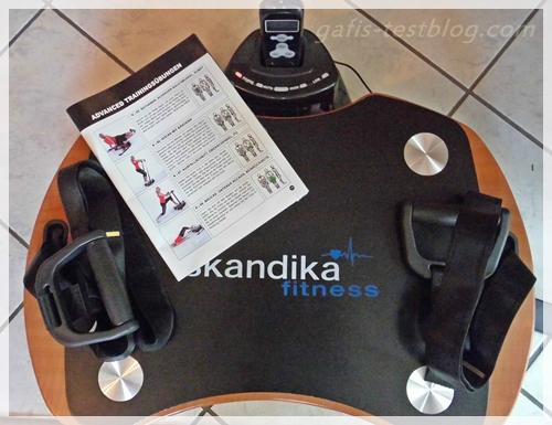 Skandika - Home Vibration Plate 300