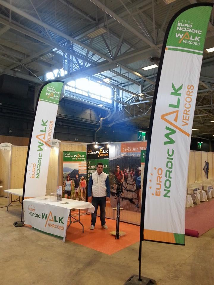 Marche nordique france nordic walking france salon des - Marche nordique salon ...