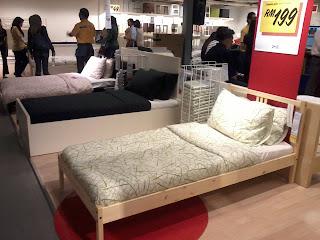 Katil IKEA