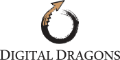 Digitial Dragons logo