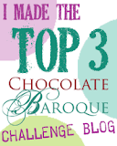 "Top 3 bij ""Chocolate Baroque Challenge Blog"""