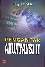 toko buku rahma: buku pengantar akuntansi II, pengarang hery, penerbit bumi aksara