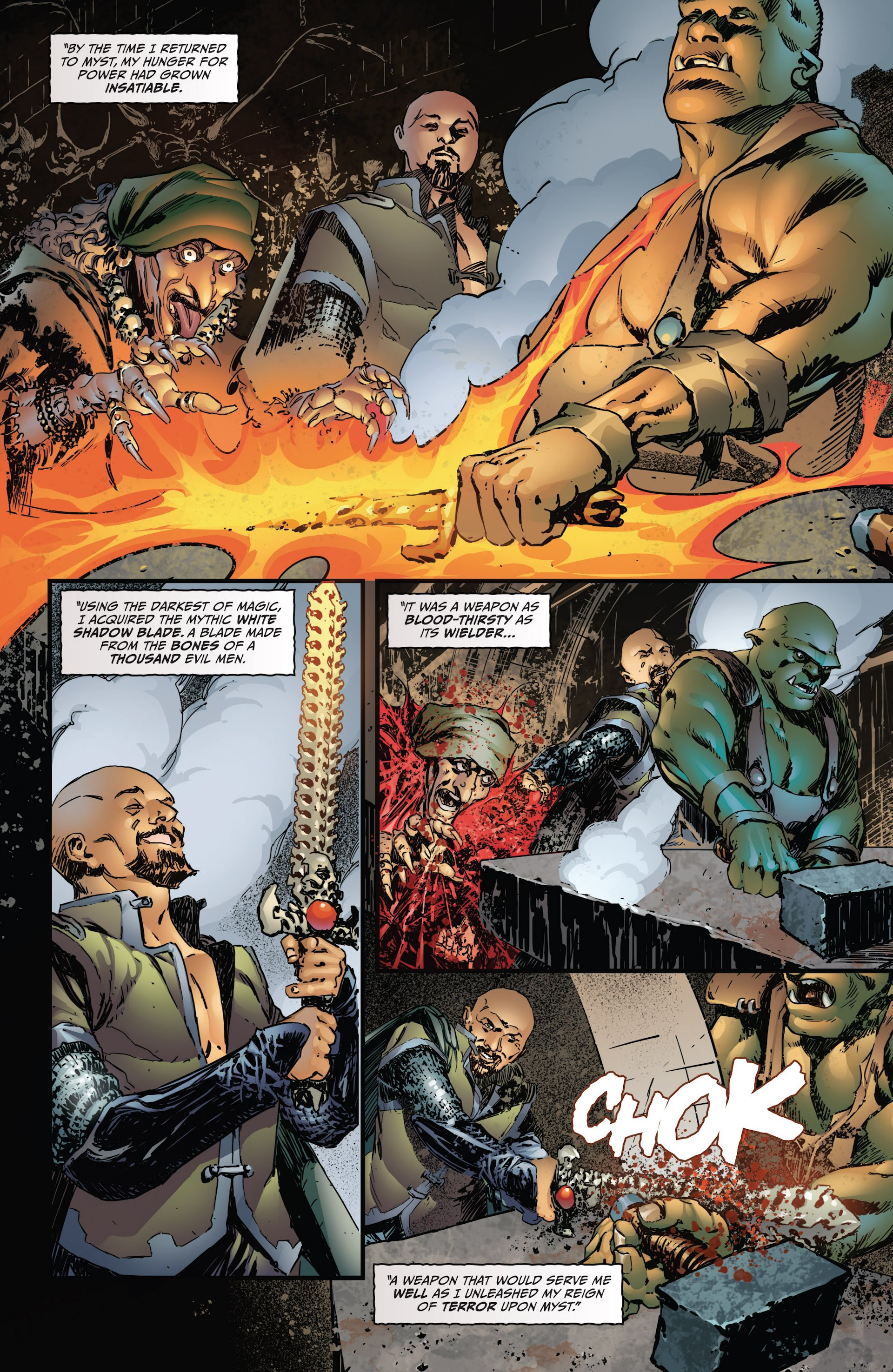 Grimm Fairy Tales (2005) Issue #95 #98 - English 8