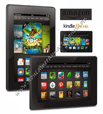 Amazon Kindle Fire HD 2013 7.0 Wi-Fi Non Camera Tablet Review & Price