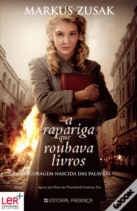 «A Rapariga que roubava livros» de Markus Zusak