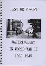 Lest We Forget  --  Wateringbury in WW2