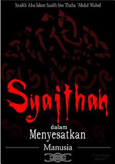 Aplikasi buku Metode Syaithan dalam menyesatkan manusia
