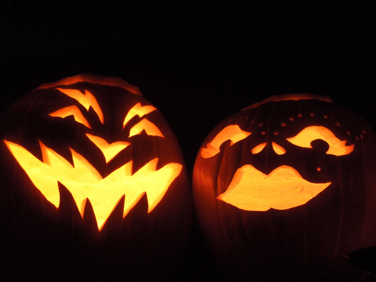 Halloween Jack O 39 Lanterns: halloween pumpkin carving ideas