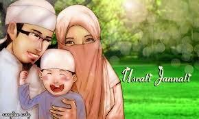 keluarga bahagia ke syurga