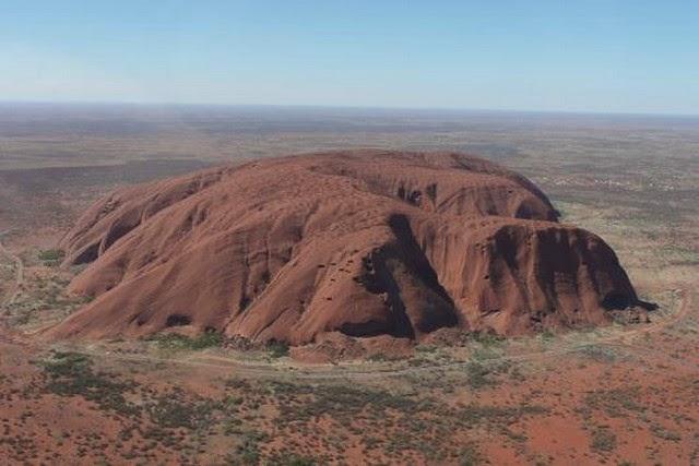 95. Ayers Rock (Yulara, Australia)
