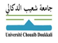 جامعة شعيب الدكالي: مباراة توظيف ثلاثة تقنيين من الدرجة الثالثة تخصص المحاسبة والتسيير. الترشيح قبل 02 يناير 2016