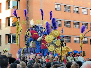 Cabalgata de Reyes de Triana - Sevilla 2012 - 03