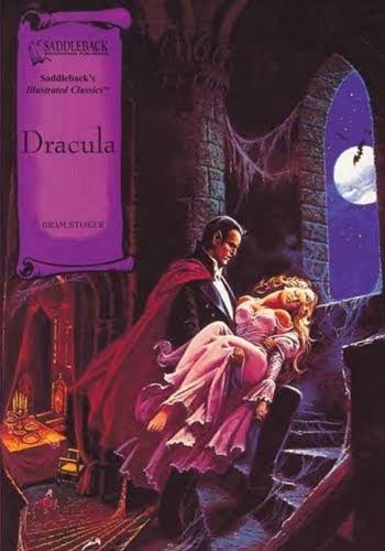 Teaching the movie dracula