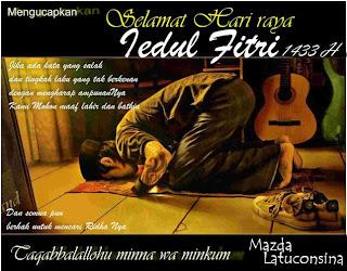 Kumpulan Kata-Kata Mutiara Lebaran Idul Fitri 1433 H 2012 | Sms Ucapan