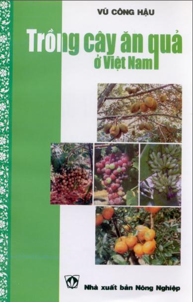 """Bìa tài liệu """"Trồng cây ăn quả ở Việt Nam"""""""