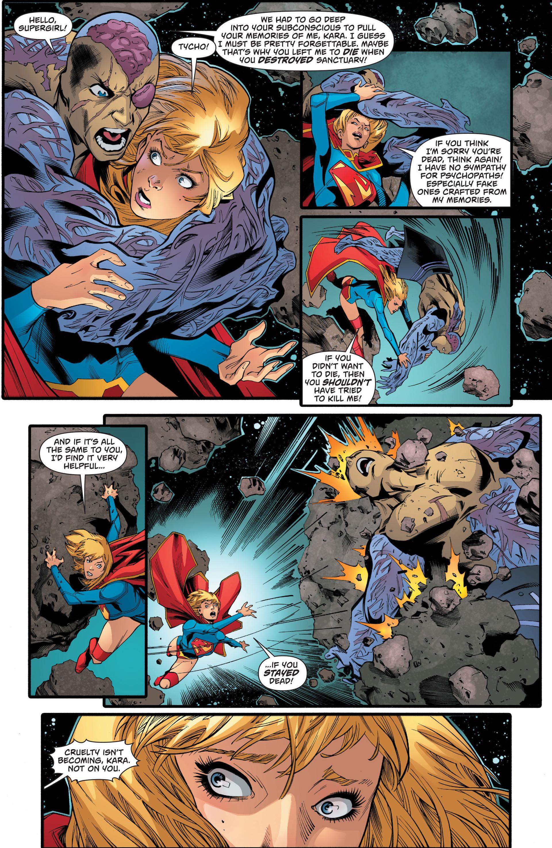 Supergirl (2011) Issue #23 #25 - English 10