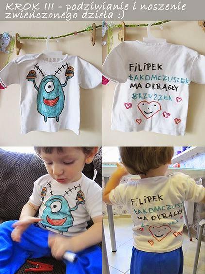 Koszulkowe Arcydziełko - wygrana w konkursie